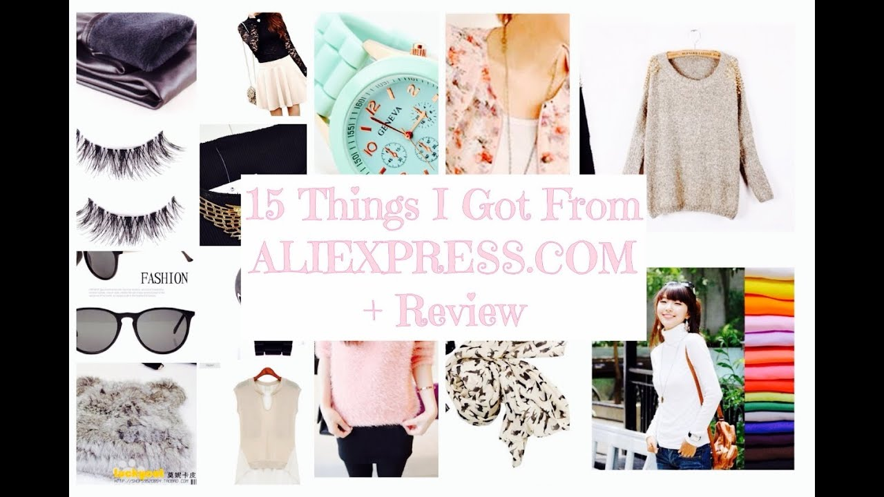 15 Things I Got From ALIEXPRESS.COM | Aliexpress Review ... Aliexpress
