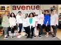 AVENUE PLUS SIZE - Semi-Annual Fashion Show Highlights - Rosedale MD