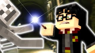 Harry Potter The Movie (Minecraft Roleplay) WIZARD DUELS!!!!!