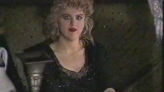 Courtney Love on TV in 1987