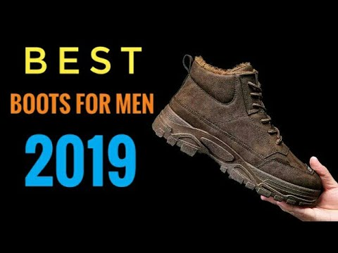 Best Boots For Men 2019 । Latest Stylish Boots For Men's ।  Fantastic Fashion World