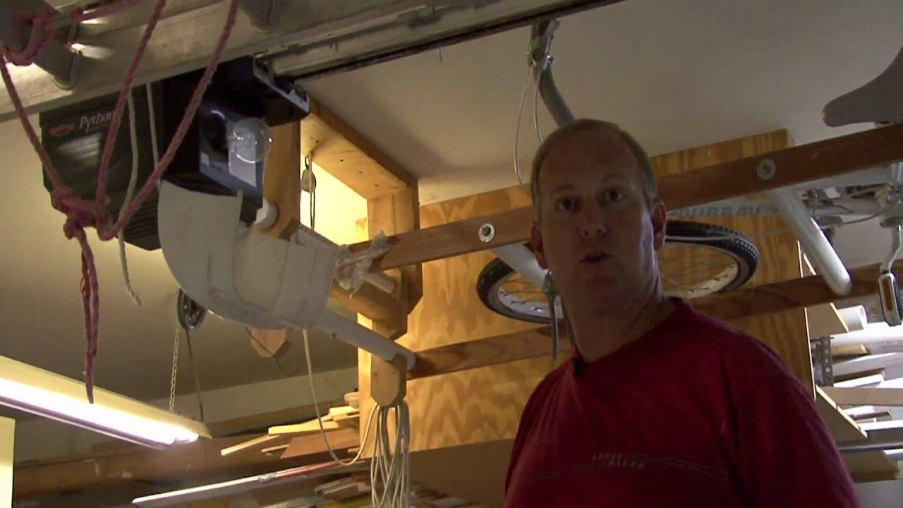Home Maintenance Repair Tips Garage Door Adjustments Youtube