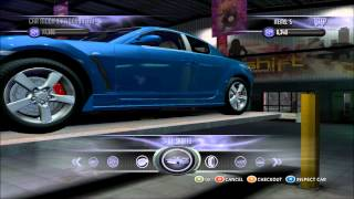 Juiced 2: Hot Import Nights - Gameplay+Tuning