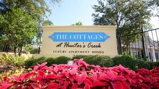 Orlando Rentals Club - Cottages at Hunters Creek Apartments for RENT