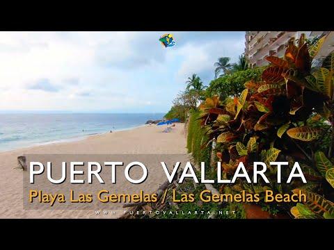 Conoce Playa Las Gemelas / Visit Las Gemelas Beach, Puerto Vallarta, Jalisco, Mexico