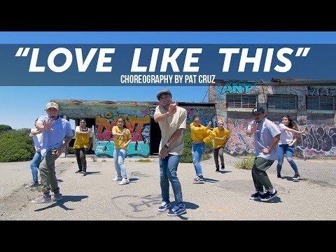 "Faith Evans ""Love Like This"" | Choreography by Pat Cruz"