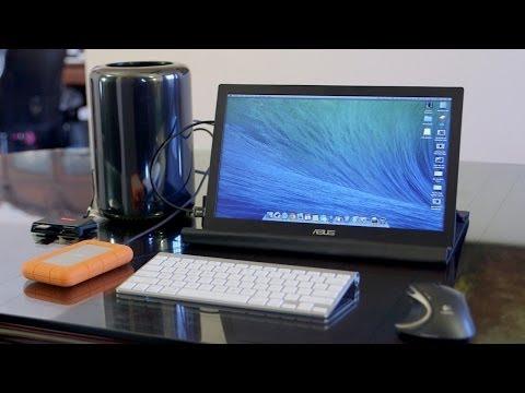Mac Pro Portable Setup Project! v1.0 (Late 2013)