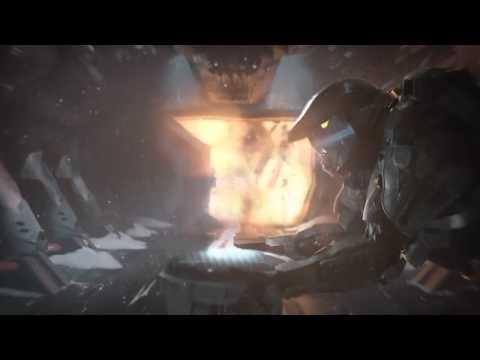 Halo 4. Trailer de anuncio en español. [HD]