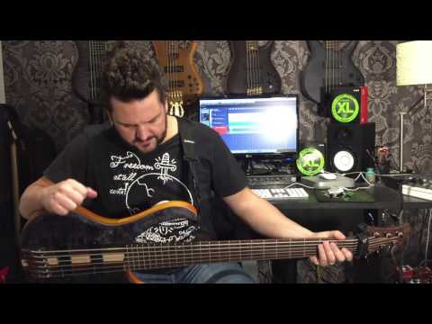 Felipe Andreoli - Lines in the Sand - Dream Theater [Bass Cover] mp3