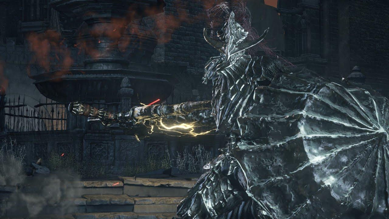 Dark souls 3 dragonslayer armor