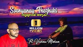 Sooryanay Thazhuki by Vishnu Mohan