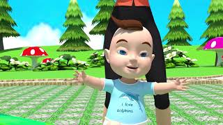 baby and mother play in the play area educational video for kids 1080p