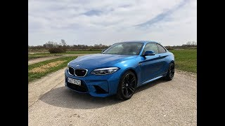 2018 BMW M2 Coupe | Review & POV by UbiTestet