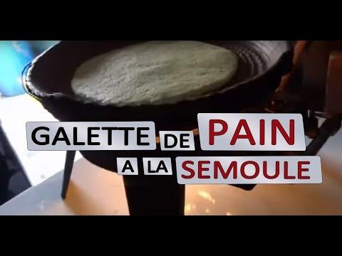 galette-de-pain-arabe-à-la-semoule-fine-|-maman-cuisine