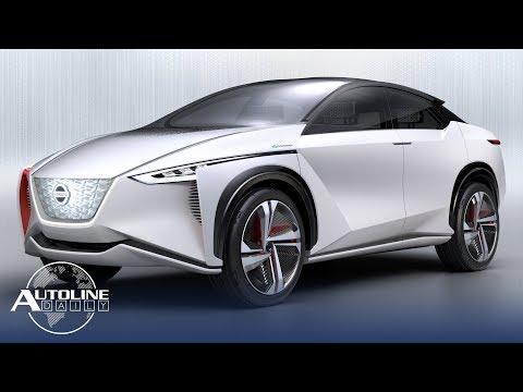 Nissan Shows U.S. Dealers New EV - Autoline Daily 2674