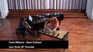 Jazz Suite for vibraphone and piano - Classe di Strumenti a Percussione