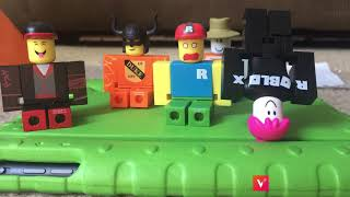 Roblox toy movie: roblox high school