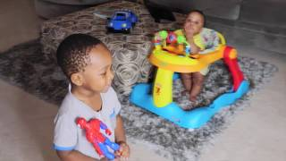 PLAYTIME WITH ELVINE-ABC's,COLORS,SPIDERMAN,FINGER FAMILY SONG AND COUNTING NUMBERS