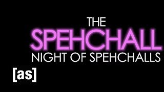 Jena Friedman & Eric Andre | Spehchalls | Adult Swim