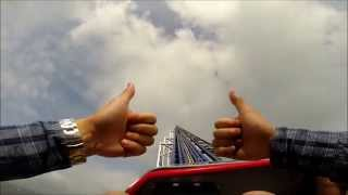 2014 Millennium Force At Cedar Point - Gopro Hero 3+ Black Hd 1080p
