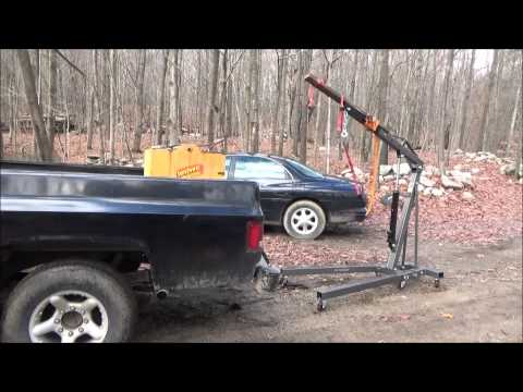 Removing Forklift Battery Cells For Off Grid Solar Power