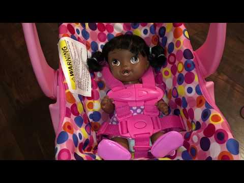 How to get ready for an Outing with your Baby Alive Doll and Questions!