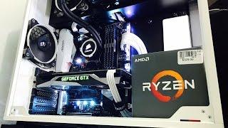 RYZEN OVERCLOCKING EASY GUIDE FOR RYZEN 7 AND RYZEN 5 CPU