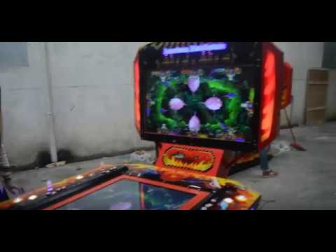 LieJiang Technology casino jackpot fishing fish table fish hunter arcade  game play machines for sale
