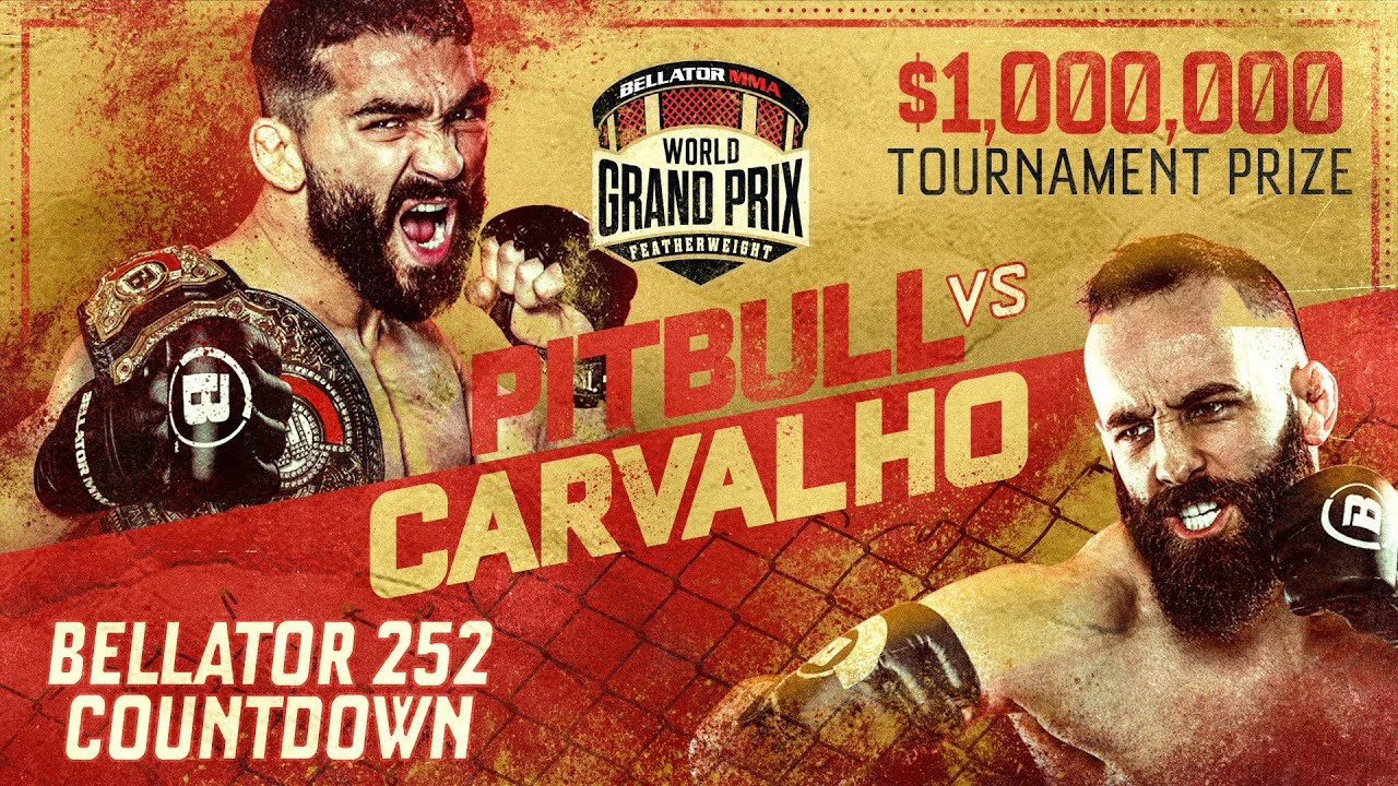 Countdown | Pedro Carvalho vs. Patricio Pitbull - Bellator 252