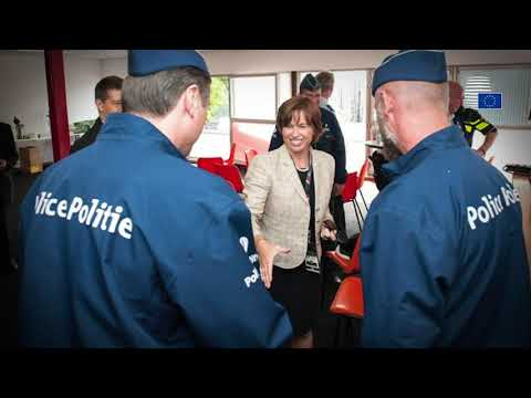 Catherine De Bolle on the work of Europol and future priorities