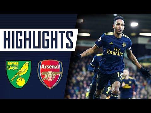 HIGHLIGHTS | Norwich City 2-2 Arsenal | Premier League | Dec 01, 2019