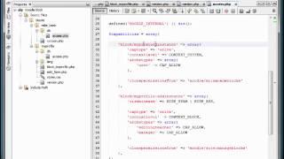 Moodle-Programmierung: Teil 5 - Erstellen eines basic-block