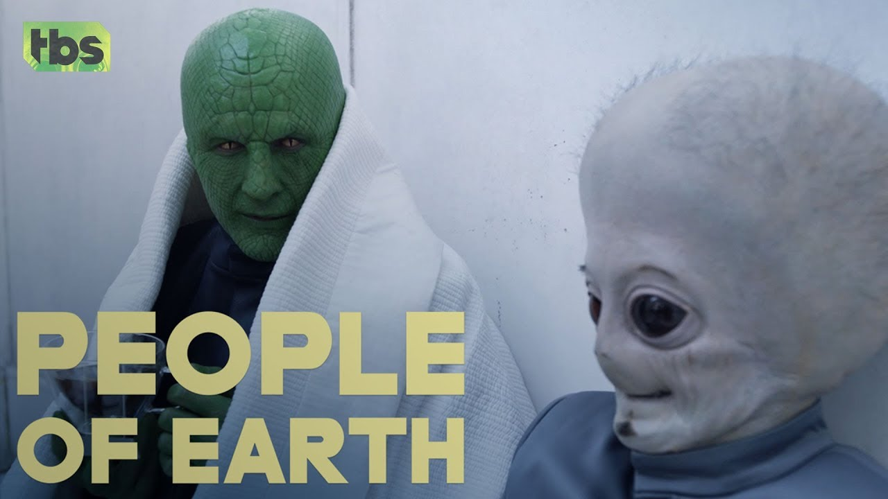 People of Earth: The Certified Fresh Series Returns   TBS