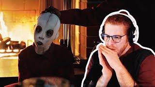 Unge REAGIERT auf Horror Film - WIR | #ungeklickt
