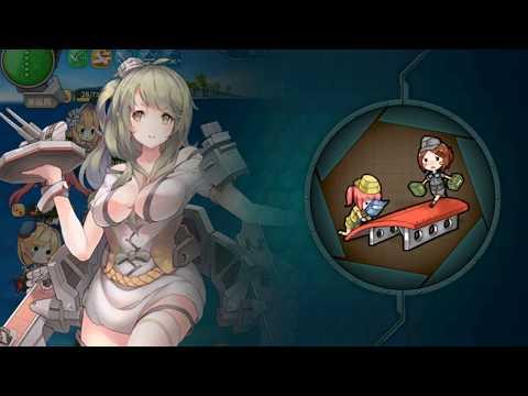 [Warship Girls R] Iron Bottom Sound Defensive Battle E-3(June event)