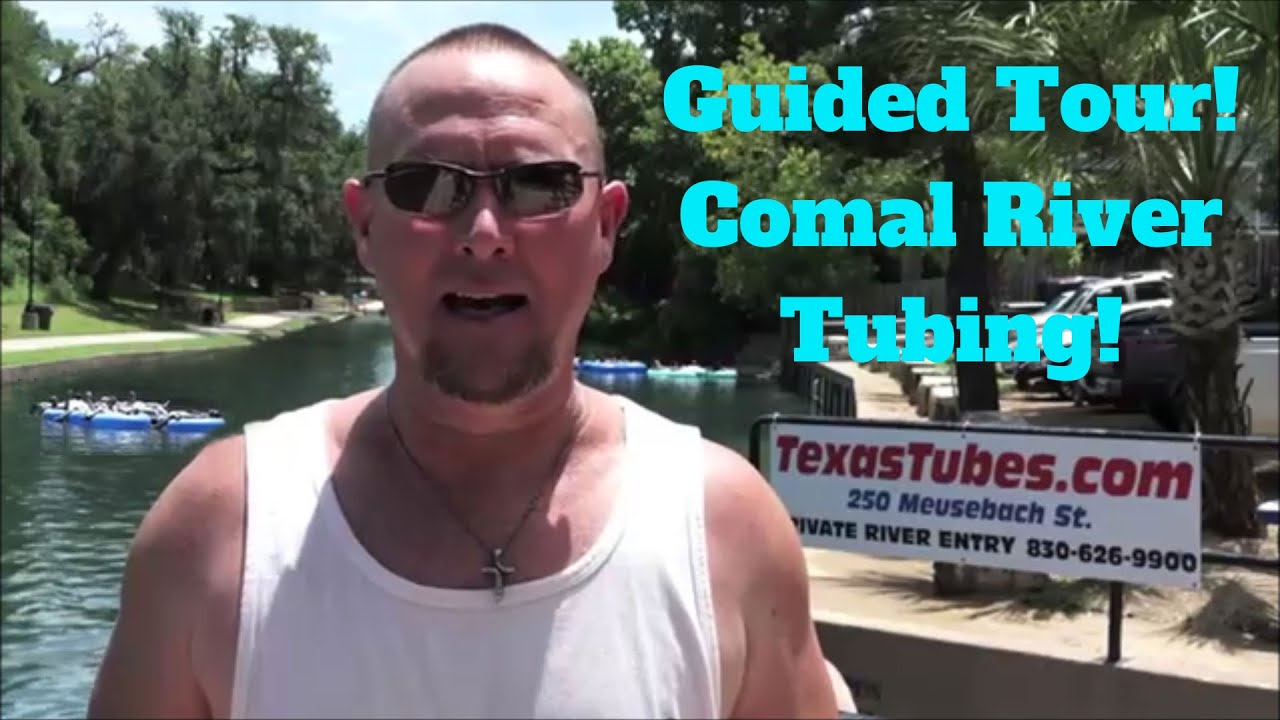 Comal River Tubing | Tube Rentals in New Braunfels | Texas Tubes