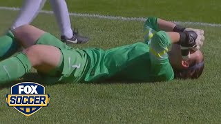 Is this the worst own goal ever? | @TheBuzzer | FOX SOCCER