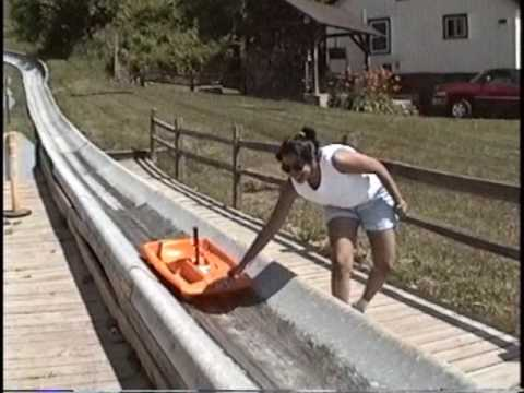 Chestnut Mountain Resort Galena IL Alpine Slide