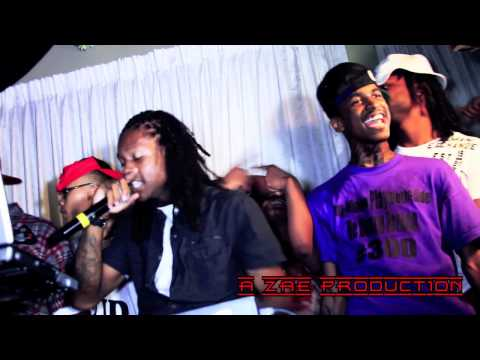RTB Party + Lil Durk & Lil Reese Live [@AZaeProduction]