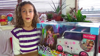 NEW Barbie Life In The Dreamhouse Princess Colorme Car HD