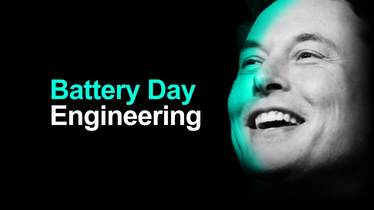 Tesla Battery Day: Genius Engineering (w/Sandy Munro)