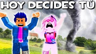 😀TODAY DECIDE YOU PLAY IN ROBLOX AND WE WILL TELL NEWS