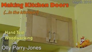 Making Kitchen Doors