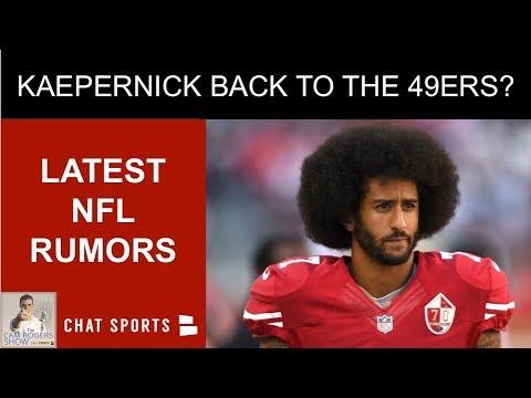 NFL Rumors: Le'Veon Bell, Earl Thomas & Nick Foles Trade, 49ers Signing Kaepernick, Gronk Retirement - 동영상