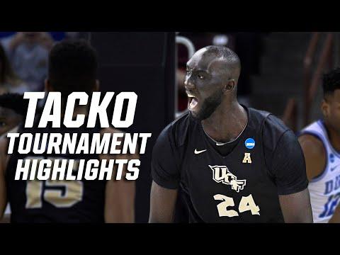 Tacko Fall: 2019 NCAA Tournament Highlights