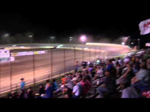 06 12 15 Boyd Raceway IMCA Mod Feature Race