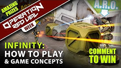 Infinity How to Play 1: Game Concepts