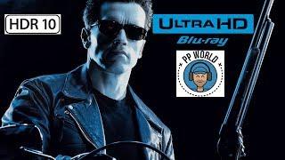 Terminator 2  : Polémique autour du Blu-ray Ultra HD 4K !