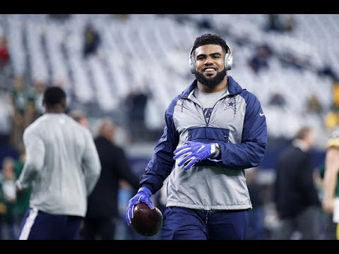 Dallas PD Suspends Ezekiel Elliott Investigation