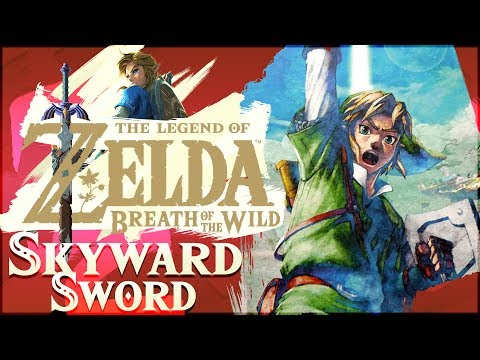 How To Get SKYWARD SWORD Armor & Sword WITHOUT CHEATS In The Legend of Zelda: Breath of the Wild!